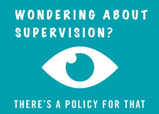 policy graphic - supervision